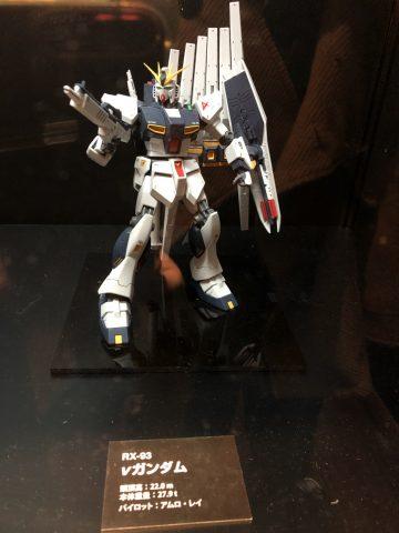 ガンダムワールド2019 in 博多に展示されたガンプラ